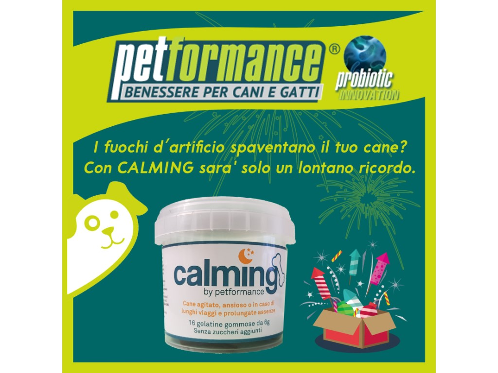 Petformance calming relax